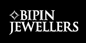 Bipin Logo White Text